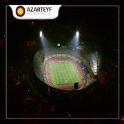 دکل استادیومی