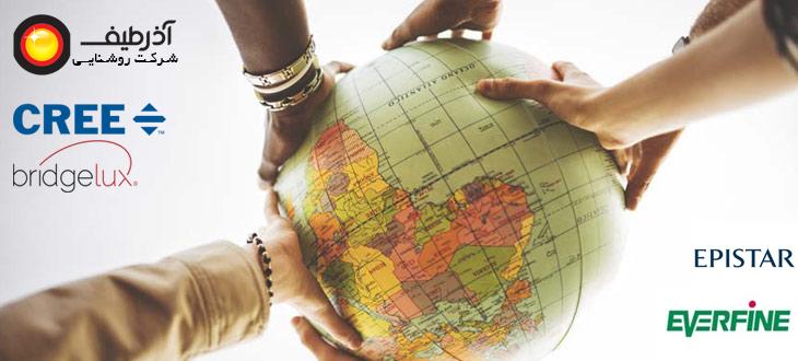 همکاران بین الملل