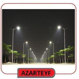 روشنایی خیابان ها و معابر عمومی از دیدگاه مهندسی