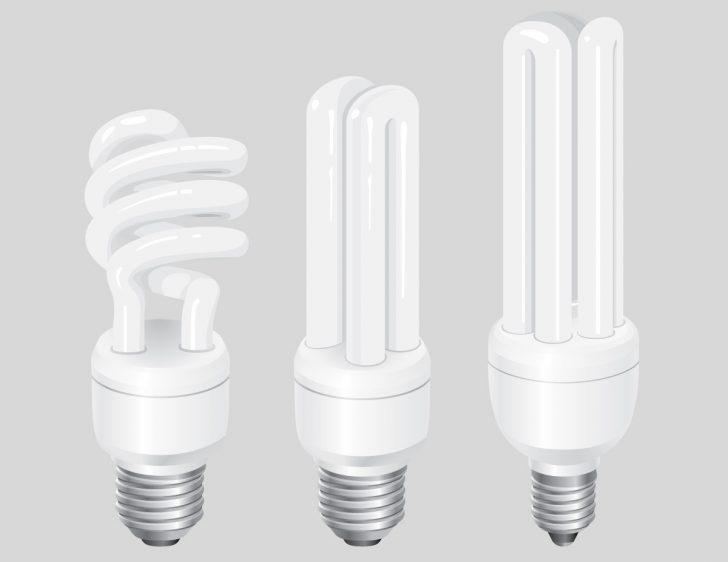 مضرات لامپ های فلورسنت
