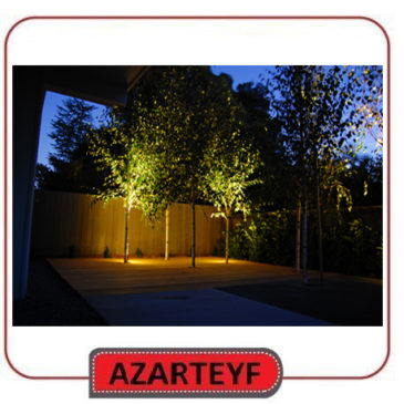 چراغ دفنی و کاربردهای این محصول روشنایی
