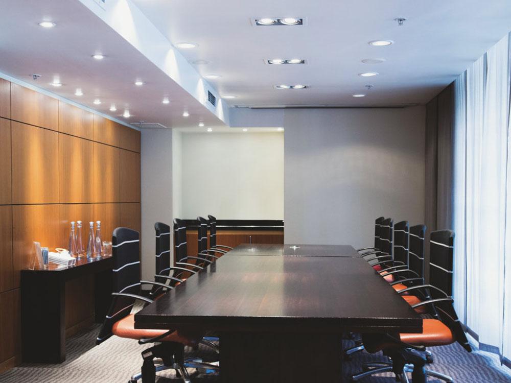 سیستم کنترل نور در اتاقهای کنفرانس