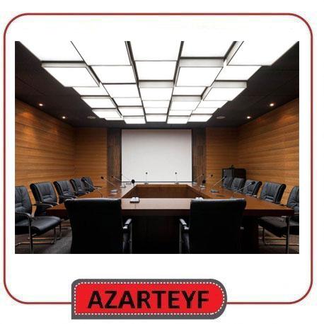 طراحی و نورپردازی اتاق های کنفرانس