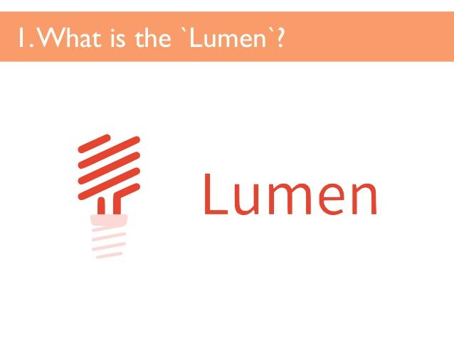 لومن چیست؟ لوکس چیست؟ نحوه محاسبه لومن