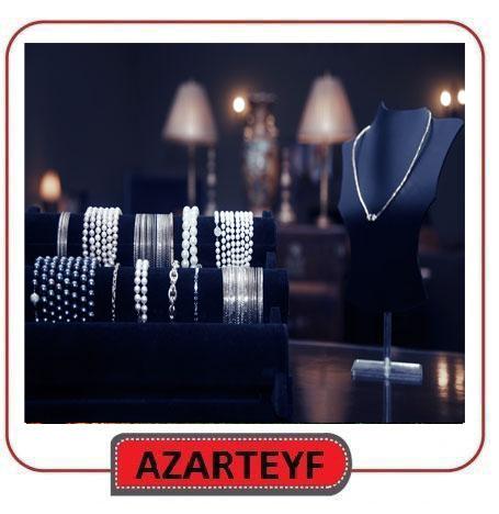 نورپردازی فروشگاه های جواهرات و طلا فروشی
