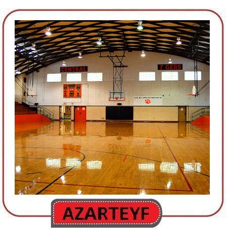 روشنایی سالن های ورزشی LED - صرفه جویی انرژی و مالی