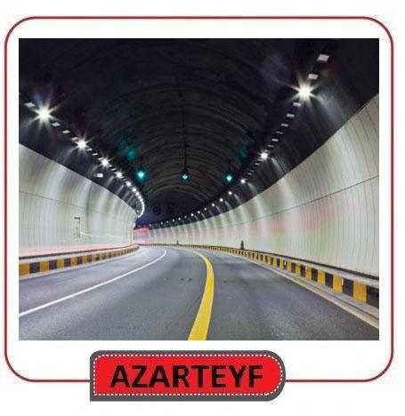 روشنایی تونل ال ای دی